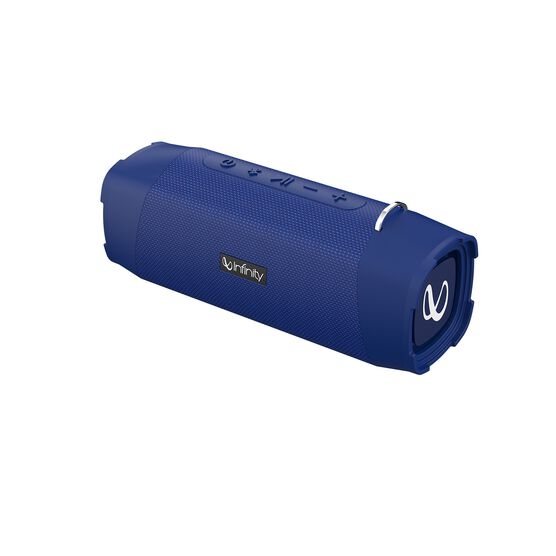 Infinity Clubz 750 - Blue - Portable Bluetooth Speaker - Front