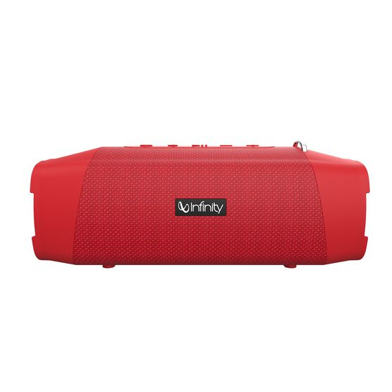 Infinity Clubz 750 - Red - Portable Bluetooth Speaker - Hero