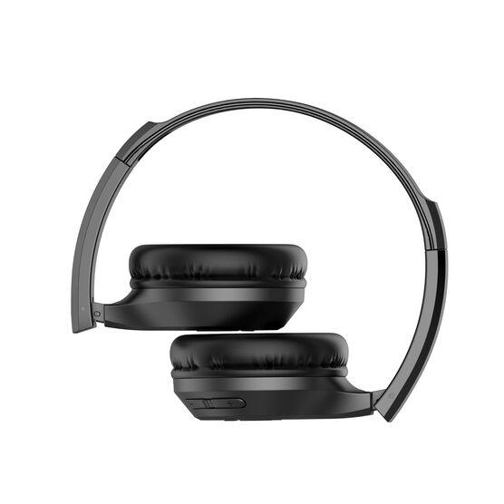 INFINITY TRANZ 700 - Black - Wireless On -Ear Headphones - Left