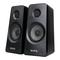Infinity Octabass 210 - Black - 2.1 Multimedia Speakers - Left