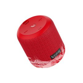 INFINITY CLUBZ 150 - Red - Portable BT Wireless Speaker - Hero